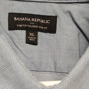 Banana Republic Mens XL Long Sleeve